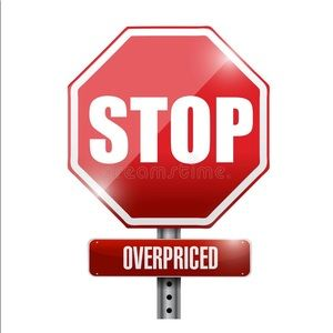 STOP ALL OF THE OVERLRICING